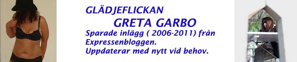 GLÄDJEFLICKAN GRETAS SPARADE